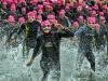 """""""triathlon in rosso""""Stuppazzoni Paolo AFI,Baricella(BO)"""