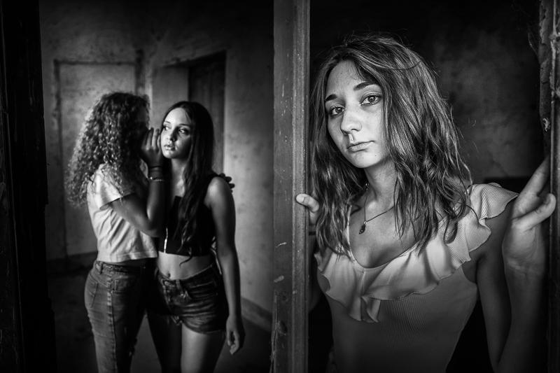 """Falsetto Massimiliano-AFI-EFIAP/b-""""Secrets""""-2020"""
