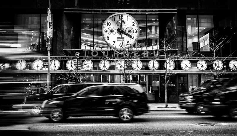 "Righeschi Enzo-AFI-BFI-EFIAP/p-""New York  5th Ave""-2018"