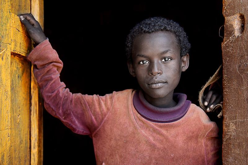 "Salice Francesca-EFIAP/s-""ETIOPIAN BOY""-2019"