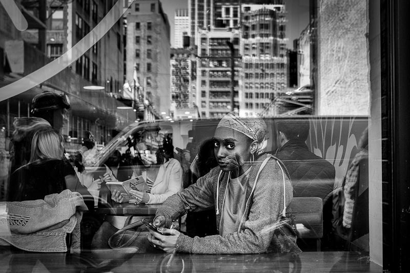 "Salice Francesca-EFIAP/s-""NEW YORK REFLECTION""-2019"