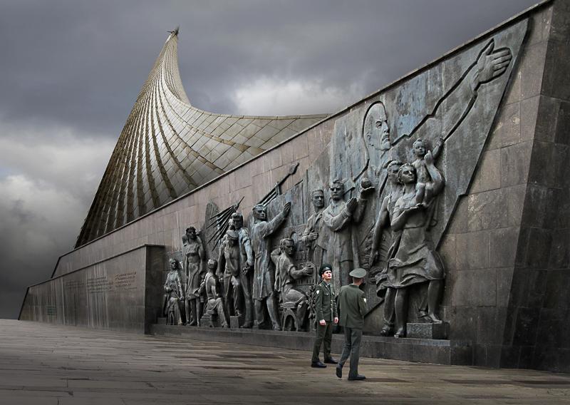 """Speri Diego-IFI-EFIAP-""""Monumento ai conquistatori dello spazio 1""""-2018"""