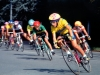 Giovani cotignolesi al Tour de France